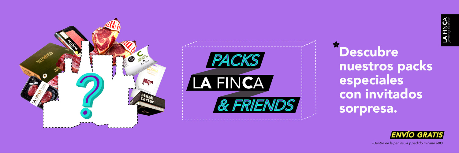 Carne de La Finca - Packs La Finca & Friends